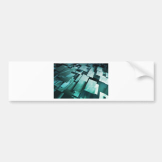 Fast Internet Data Bumper Sticker