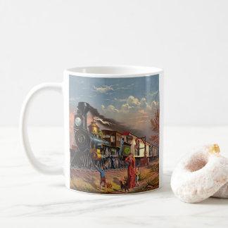 Fast Mail 1875 Coffee Mug