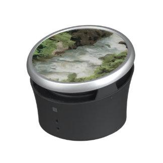 Fast moving river speaker