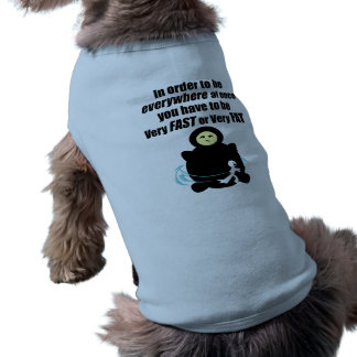 Fast or Fat Dog Clothes