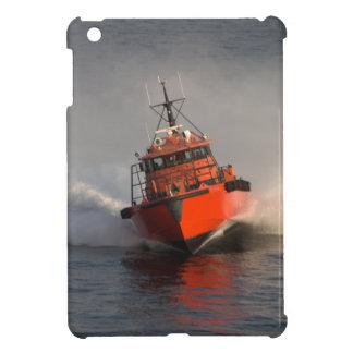 Fast Pilot Boat iPad Mini Cases