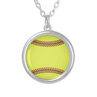 Fast Pitch Softball Necklace