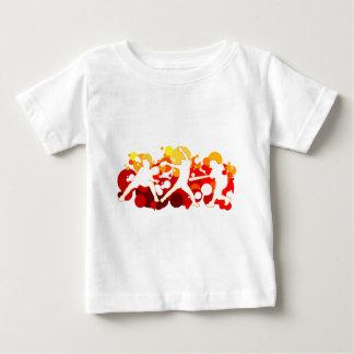 Fast Pitch Softball Players Baby T-Shirt