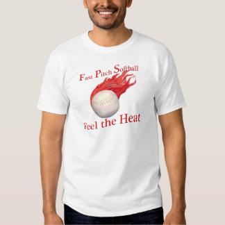 Fast Pitch Softball T Shirt