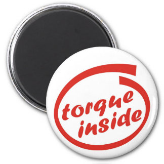Fast racing car engine: torque or horsepower (hp) 2 inch round magnet