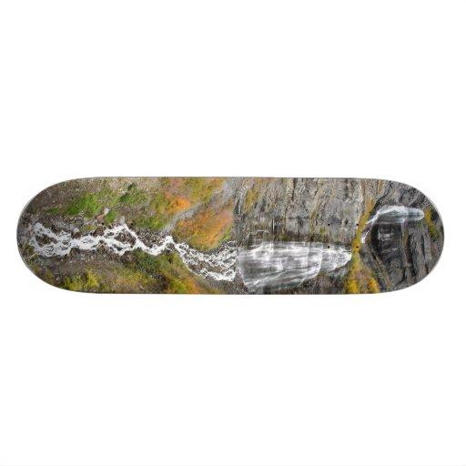 Fast Runner Skateboard Deck