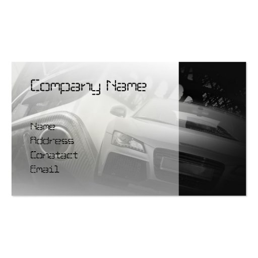 329 auto parts business cards and auto parts business for Auto parts business cards