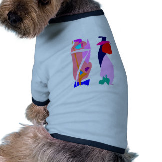 Fast Thought Dog T Shirt