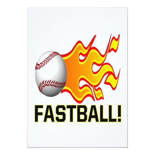 Fastball Custom Announcement