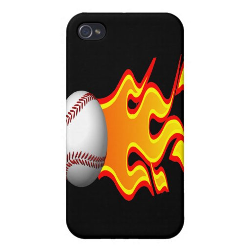 Fastball iPhone 4 Covers