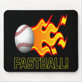 Fastball Mouse Pad
