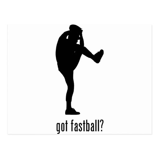 Fastball Postcards