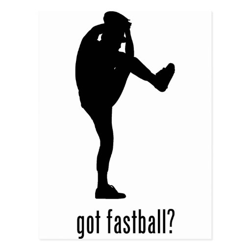 Fastball Post Card