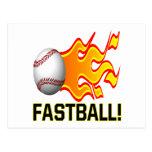Fastball Postcard