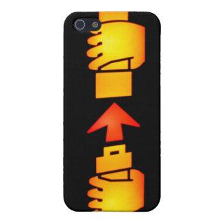 Fasten Seat Belt Sign iPhone 4 Case
