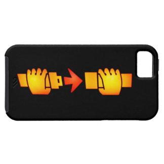 Fasten Seat Belt Sign iPhone 5 Case