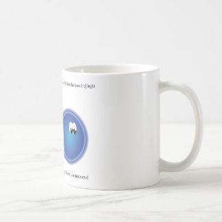Faster Than Light Classic White Coffee Mug