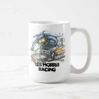 Fastest Cup on the Planet Classic White Coffee Mug