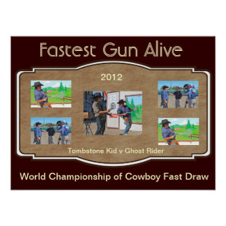 Fastest Gun Alive Poster