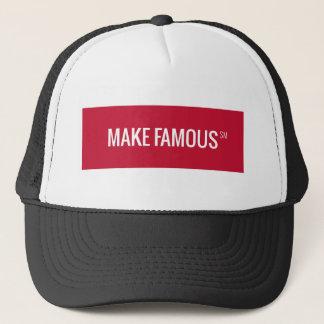 fastfan™ Make Famous Trucker's Cap