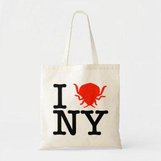 Fastidio Nueva York Bolsas Lienzo