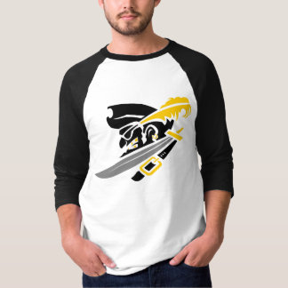 FastMascot.com - Pirate -  Buccaneer T-Shirt
