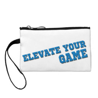 FastPitch Fit Elevate Your Game Jewelry/Coin Bag