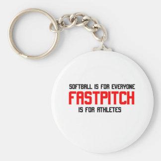 FastPitch Llaveros