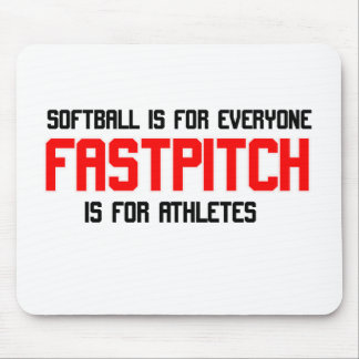 FastPitch Mouse Pad