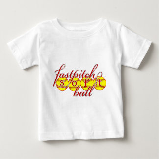 fastpitch softbal baby T-Shirt