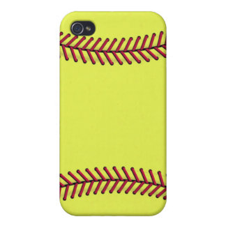 Fastpitch softball 1 iPhone 4 covers