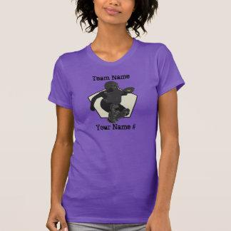 Fastpitch Softball Catcher's T-shirt