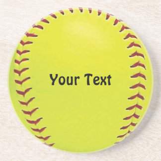 Fastpitch Softball Coasters