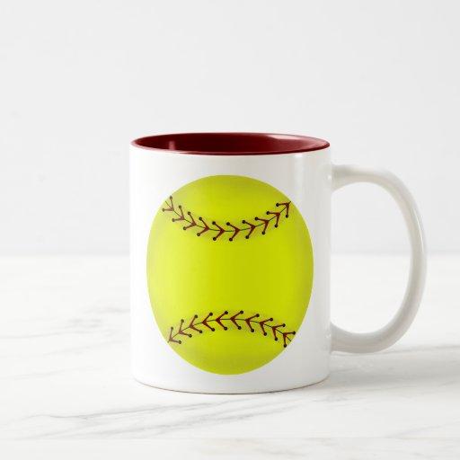 Fastpitch Softball Coffee Mug