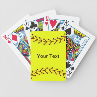 Fastpitch Softball Game Cards
