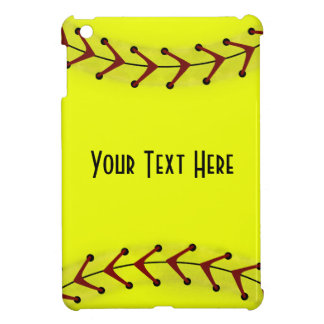Fastpitch Softball iPad Mini Case