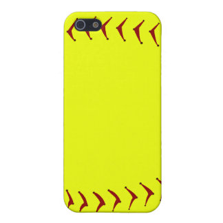 Fastpitch Softball iPhone Case