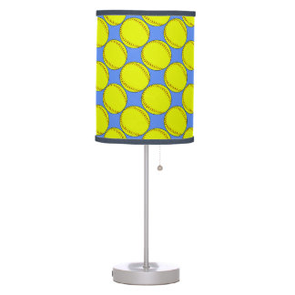 Fastpitch Softball Lamp