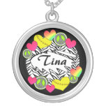 Fastpitch Softball Necklace