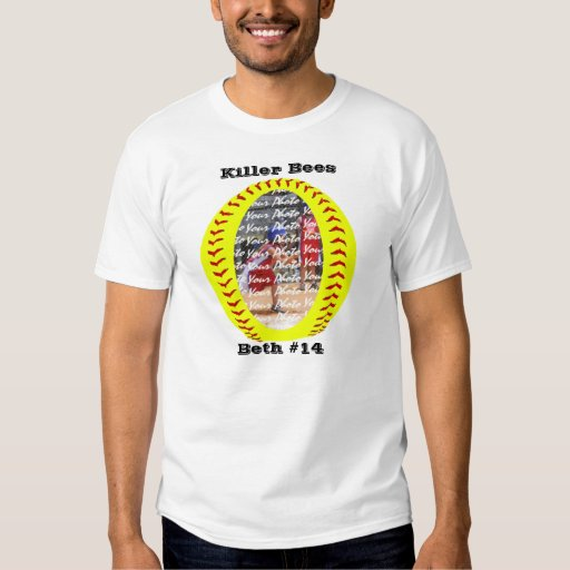 Fastpitch Softball Photo Shirt