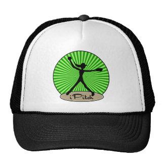 Fastpitch Softball Pitcher Cap Trucker Hat