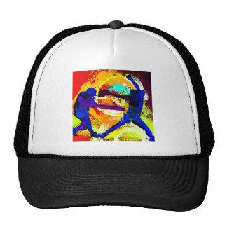 Fastpitch Softball Players Trucker Hats
