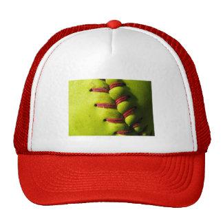 Fastpitch Softball Seam Trucker Hat
