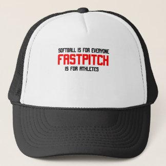 FastPitch Trucker Hat
