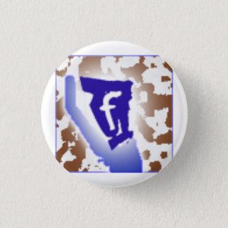 Faszysta Party Logo Button