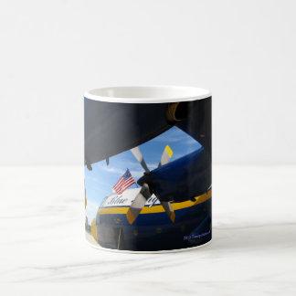 Fat Albert Blue Angels Coffee Mugs