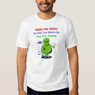 Fat Alien Invasion Shirt