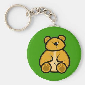 Fat Bear Keychain
