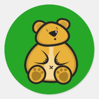 Fat Bear Sticker
