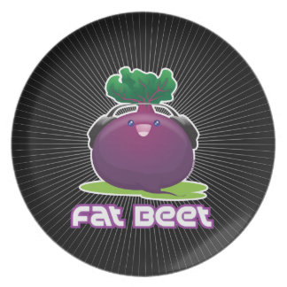 Fat Beet Party Plate